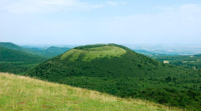 Une explosion de biodiversité dans les volcans d'Auvergne